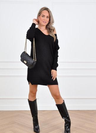 Lott dress black
