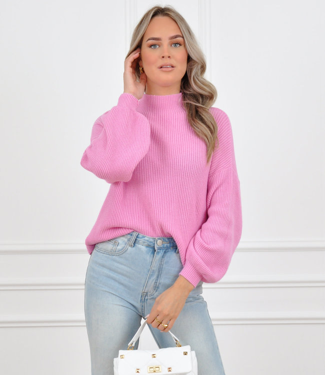 Mosey sweater candy