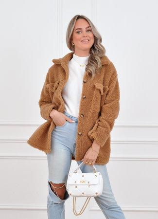 Tessa teddy jacket