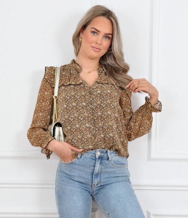 Essie blouse fall
