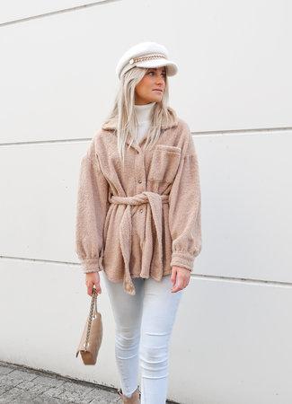 Nina teddy jacket