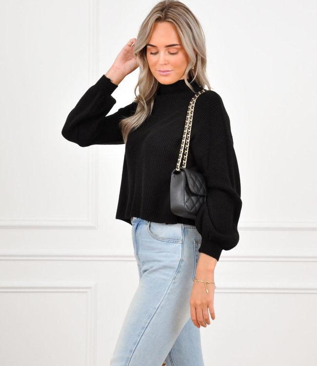 Mosey sweater black