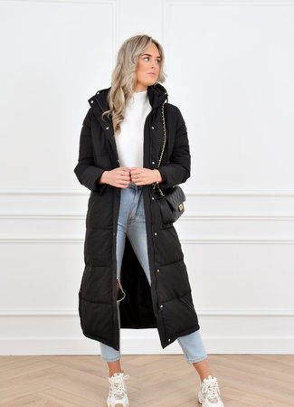 Suze jacket black