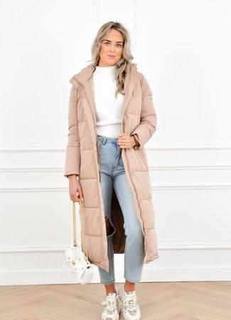 Suze jacket beige