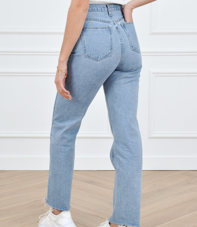 Marly straight leg jeans