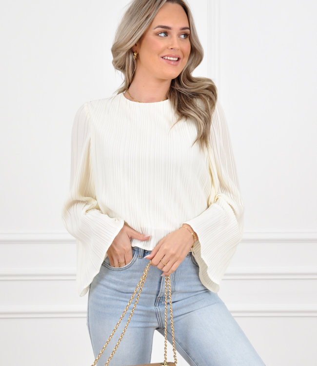 Nena blouse white