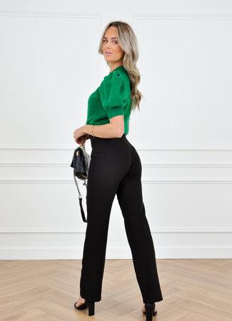 Romy pantalon black