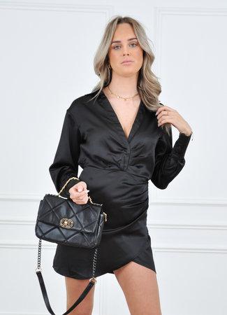 Nadia dress black