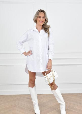 Lio blouse dress