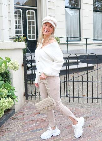 Kelly pants beige