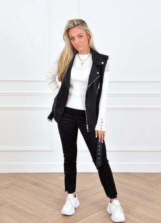 Kelly pants black