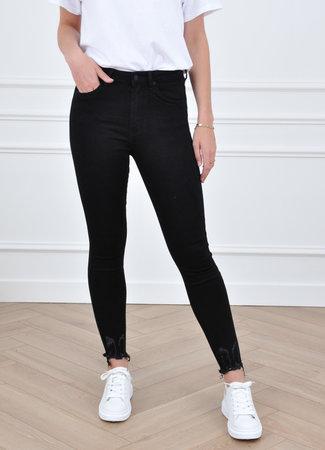 Nadia jeans black