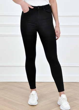 Florine jeans black