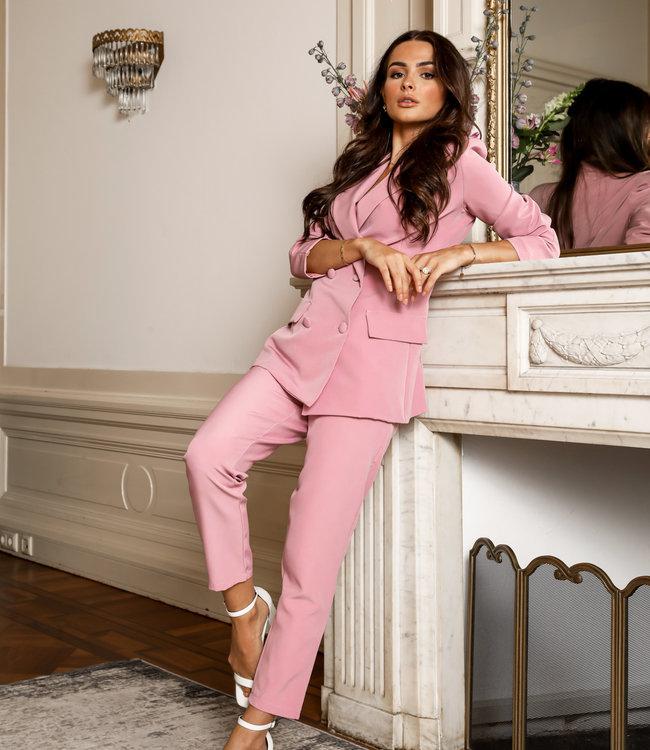 Live in pantalon pink