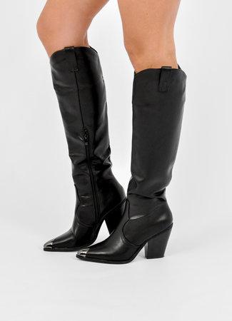 Tammy boots black