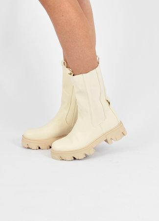 Cait boots beige