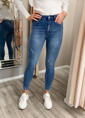 Holly jeans blue