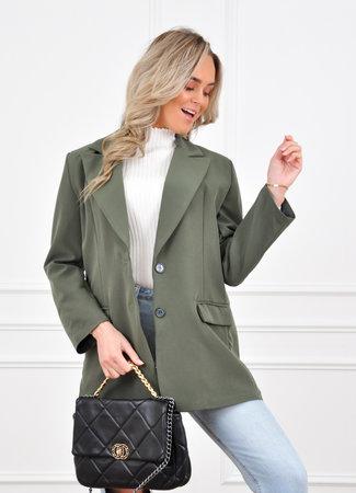 Puck blazer green