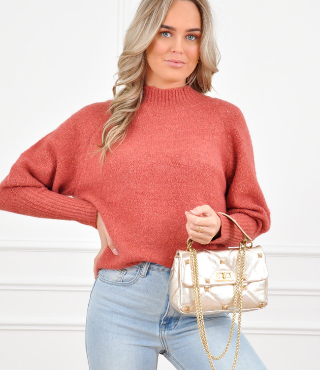 Kim knit roest