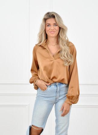 Mara blouse roest