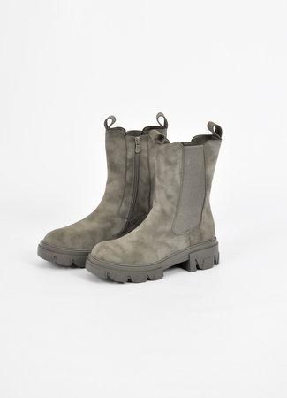 Niella boots suede