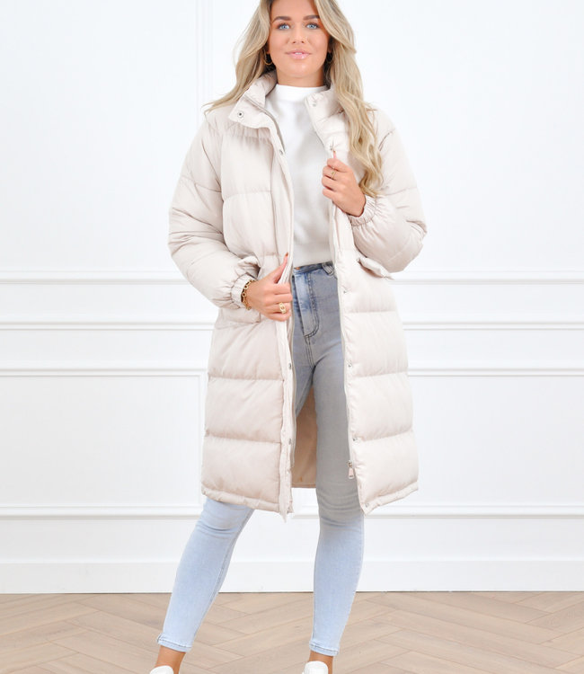 Yulia jacket creme