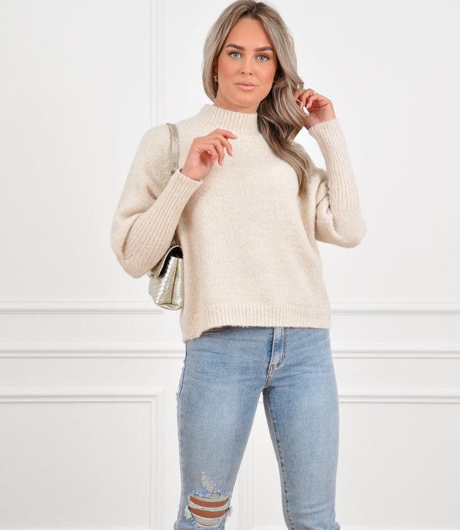 Kim knit beige