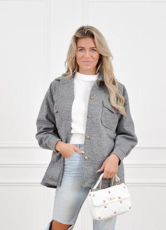 Lieve jacket grey