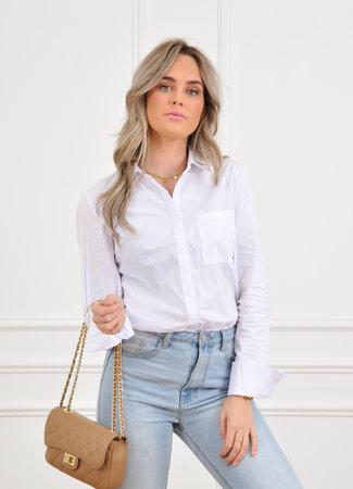 Melis blouse white