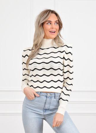 Iyo knit beige
