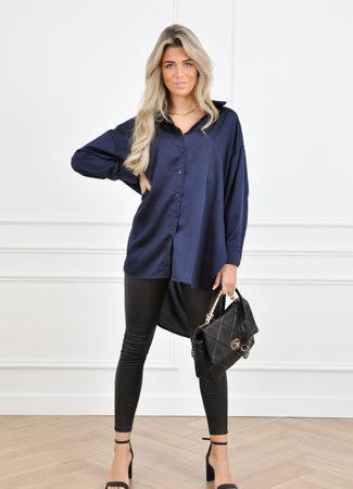 Stassy blouse blue