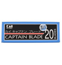 Kasho CAP-20BL  Blades - 20 Stück