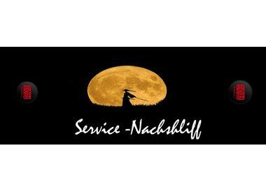 Service/Schliff