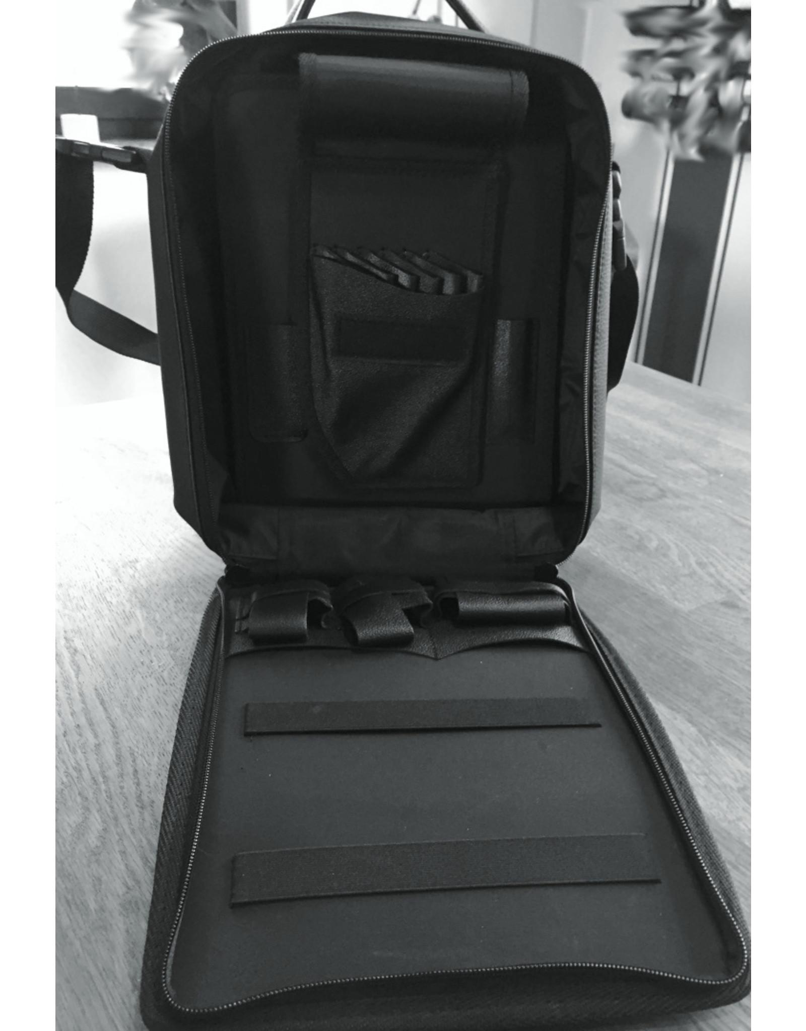 Kasho Made in Japan Kasho Tool Bag KTB gross Farbe schwarz