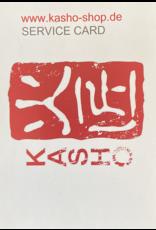 Kasho Made in Japan Kasho Service Card