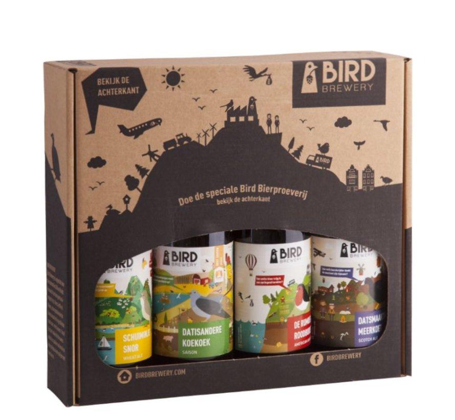 Bird Brewery Cadeau 4-Pack