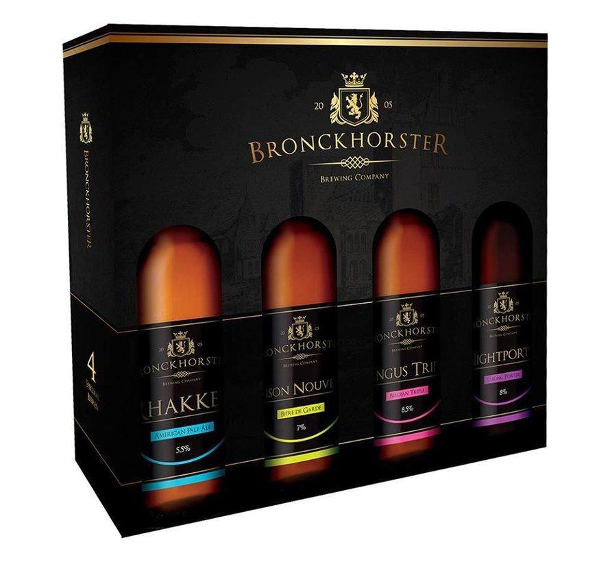 Bronckhorster Cadeau  4-Pack