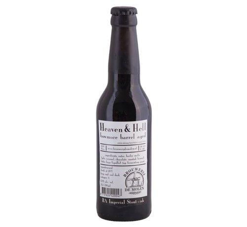Brouwerij de Molen Brouwerij De Molen Heaven & Hell Bowmore Barrel Aged