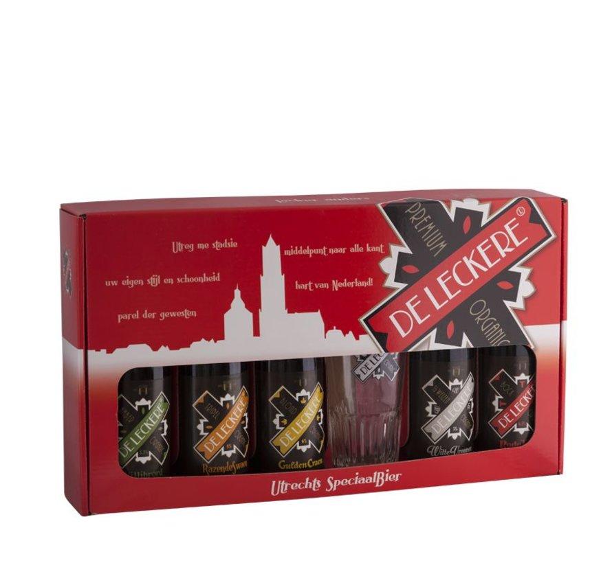De Leckere Cadeau 6-Pack