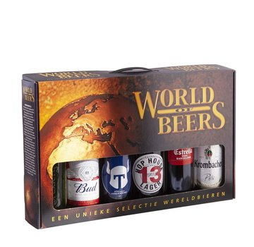 World Of Beer World Of Beer Cadeau 6-Pack