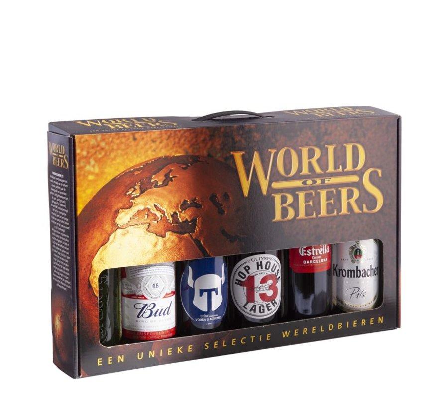 World Of Beer Cadeau 6-Pack