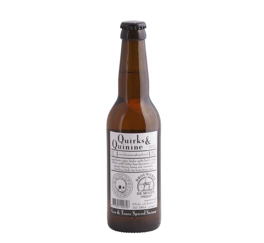 Brouwerij De Molen & Beavertown Quirks & Quinine
