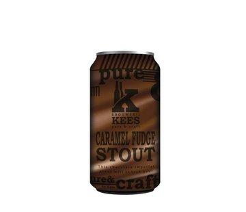 Brouwerij Kees Caramel Fudge Stout Blik