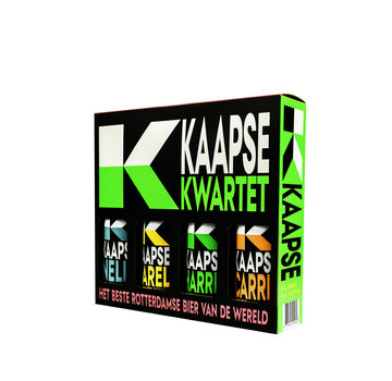 Kaapse Brouwers Kaapse Brouwers Cadeau 4-Pack