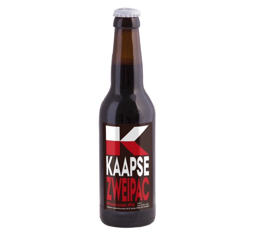 Kaapse Brouwers Zweipac