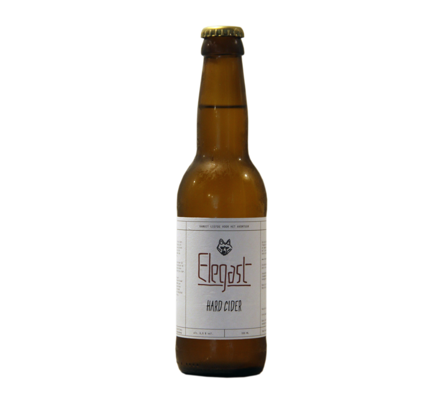 Elegast Hard Cider Bourbon Barrel Aged 33cl