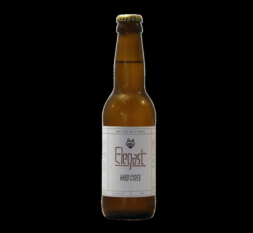 Elegast Hard Cider Red Wine Barrel Aged 50cl