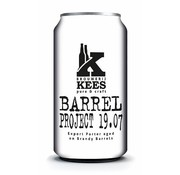 Brouwerij Kees Barrel Project 19.07