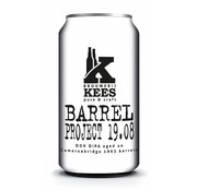 Brouwerij Kees Barrel Project 19.08