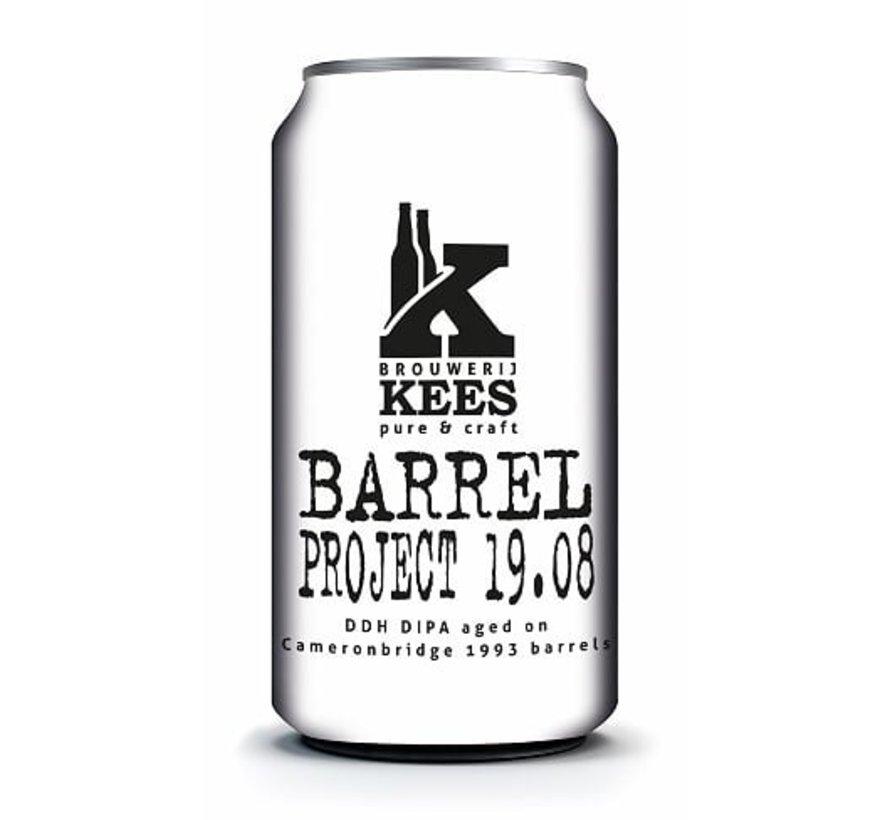 Brouwerij Kees Barrel Project 19.08
